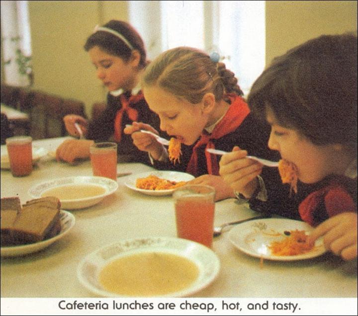 Повседневная жизнь московской четвероклассницы Кати в 1987 году (6)