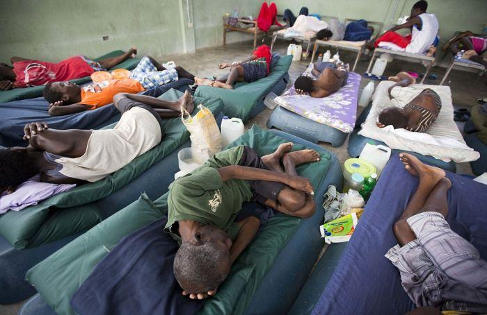 Тюрьма в столице Гаити Порт-о-Пренсе (8)