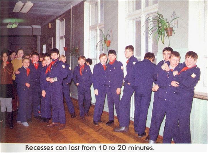 Повседневная жизнь московской четвероклассницы Кати в 1987 году (9)