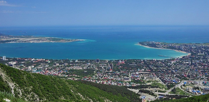 Туапсе - город-курорт Черноморского побережья Краснодарского края (1)
