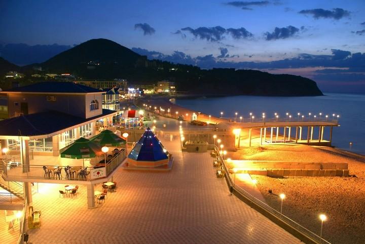 Туапсе - город-курорт Черноморского побережья Краснодарского края (2)