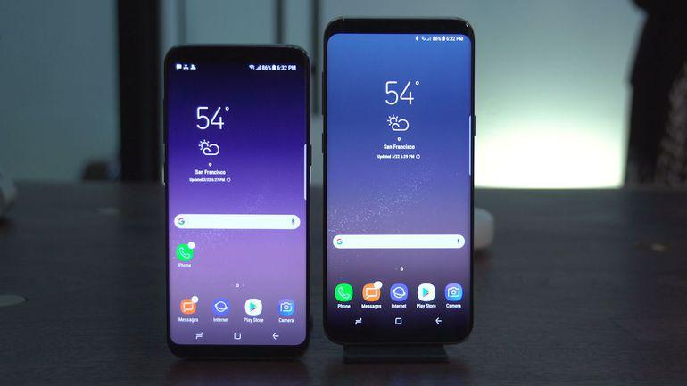 Компания с Samsung Galaxy S8 преподносит новые решения (3)