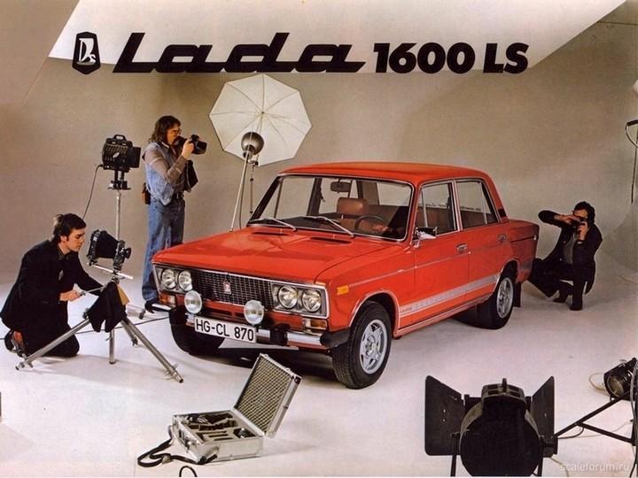 Рекламные плакаты советских автомобилей (14)