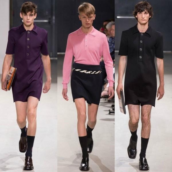 Что будет модно этим летом. Модельеры продолжают глумиться (3)