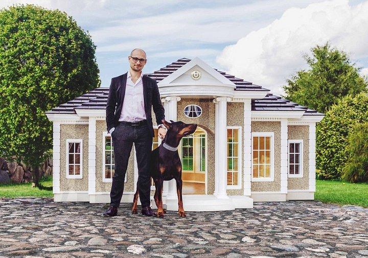 Особняк за 150тыс. £ для любимой собаки (4)