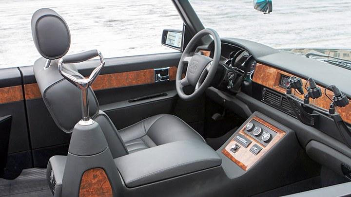 Парадный кабриолет ЗИЛ-41041 АМГ (21)