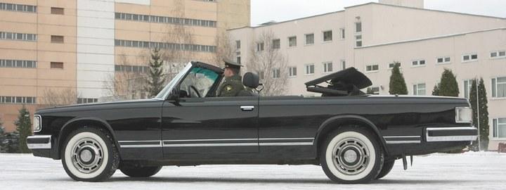 Парадный кабриолет ЗИЛ-41041 АМГ (24)