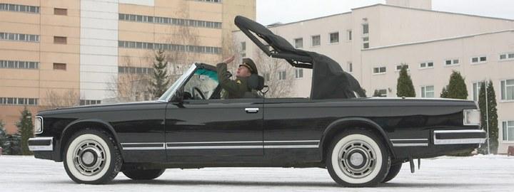 Парадный кабриолет ЗИЛ-41041 АМГ (25)