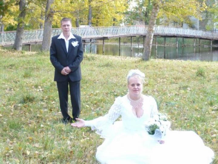 Свадебные ужасы на ладошке (15)