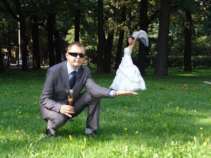 Свадебные ужасы на ладошке (16)