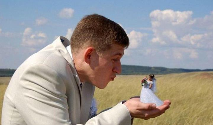 Свадебные ужасы на ладошке (3)