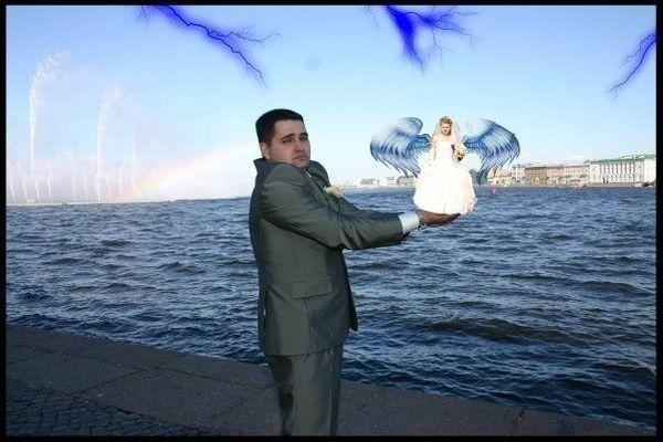 Свадебные ужасы на ладошке (5)