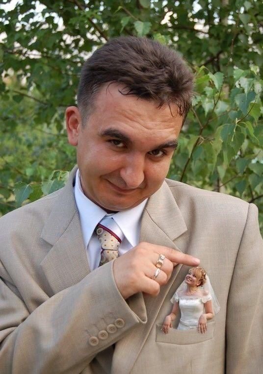 Свадебные ужасы на ладошке (6)
