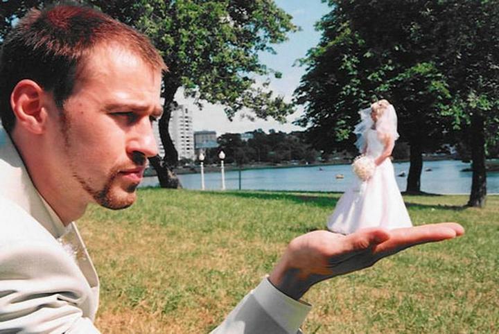 Свадебные ужасы на ладошке (9)
