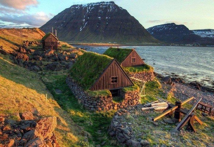 В Исландии не обитает ни одного вида комаров