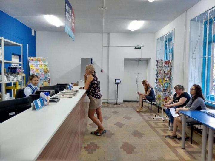 В Омске восстановили отделение «Почты России» через три дня после критики в соцсетях (2)