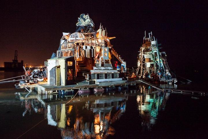 Плавучие города Серениссимы (5)