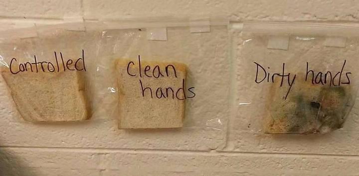 Как приучить детей мыть руки. Наглядное пособие