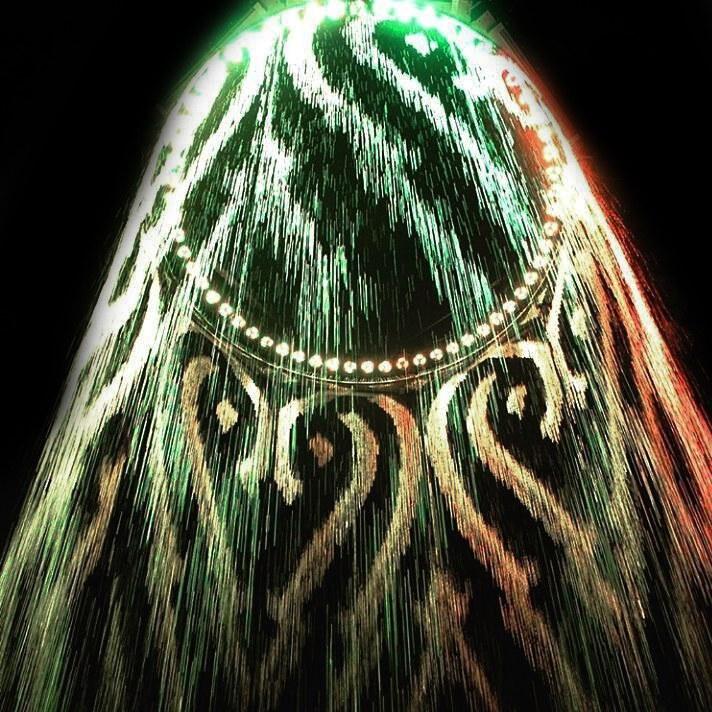 Танцующие фонтаны – как это устроено? (2)