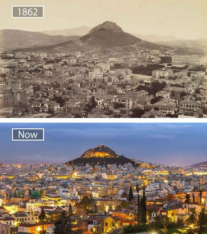 Самые перенаселенные города: в прошлом и сейчас (3)