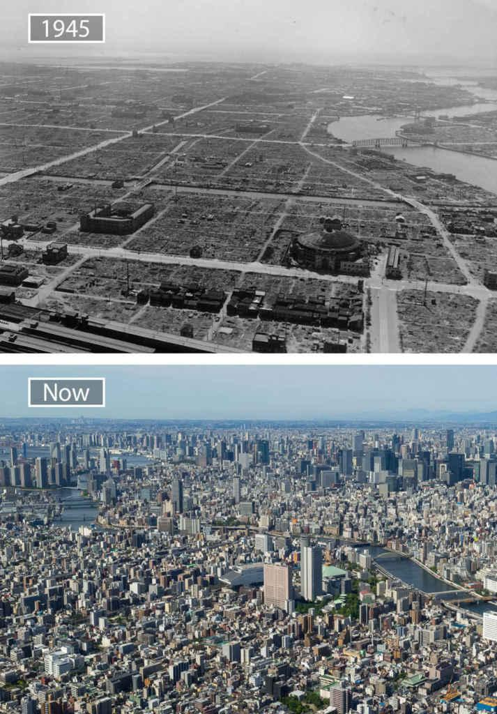 Самые перенаселенные города: в прошлом и сейчас (4)