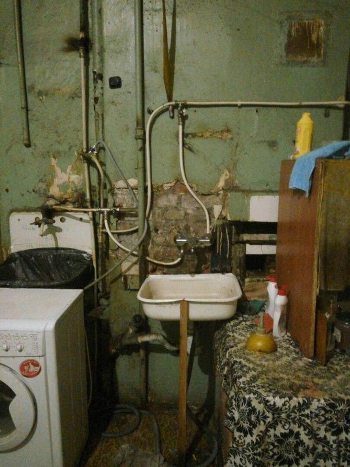 Гляньте какую квартиру в Питере сдают (1)