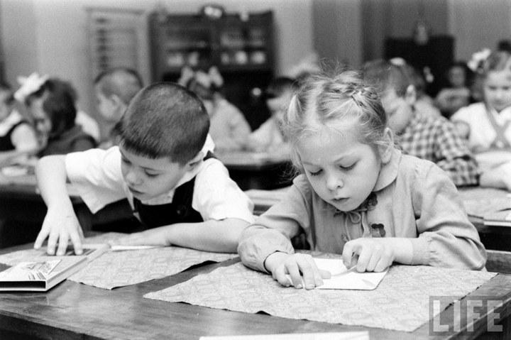 Советский детский сад образца 1960-го года (1)