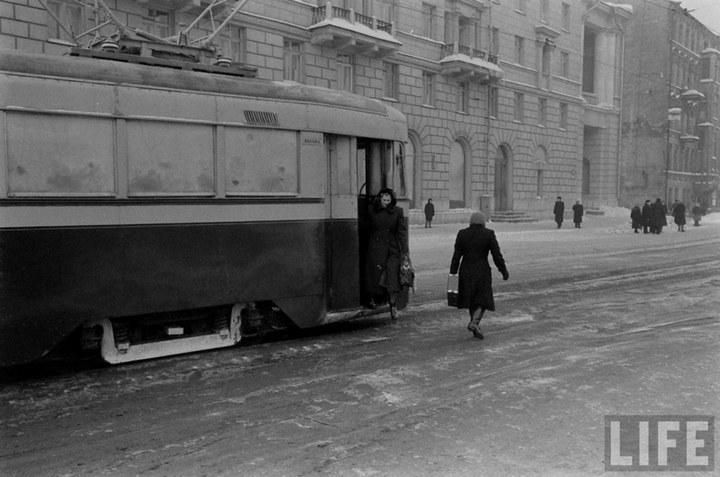 Жизнь рабочего в СССР 50-х (10)