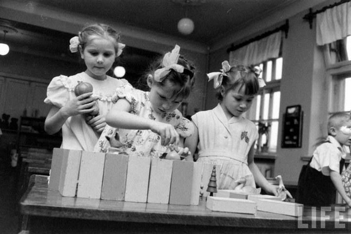 Советский детский сад образца 1960-го года (10)