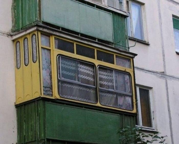 Балкон в России как объект для творчества и креативных идей (21)