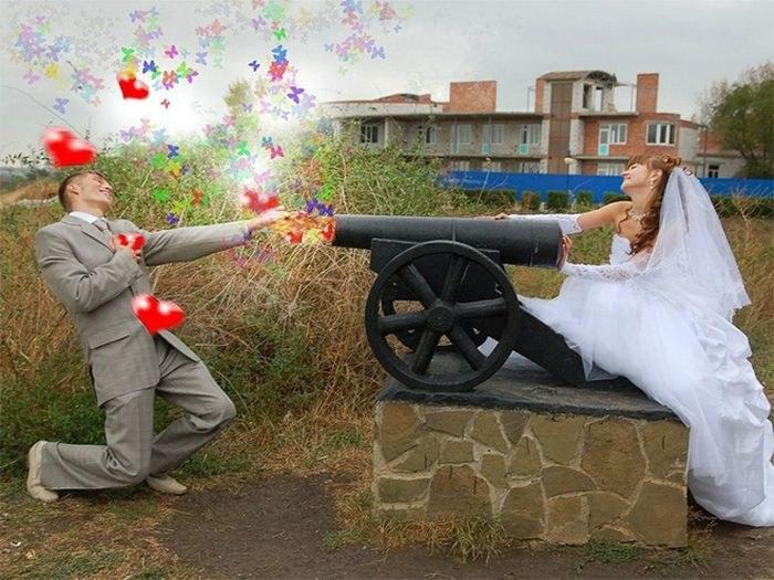 Ужасы свадебной фотографии (2)