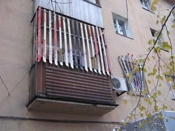 Балкон в России как объект для творчества и креативных идей (3)