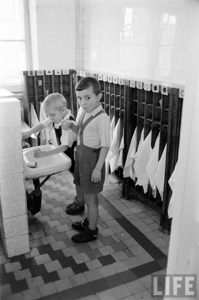 Советский детский сад образца 1960-го года (21)