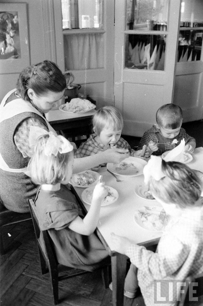 Советский детский сад образца 1960-го года (22)