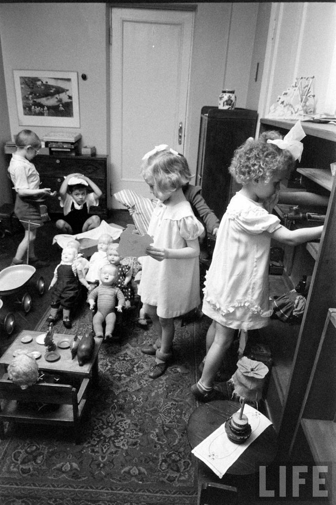 Советский детский сад образца 1960-го года (30)