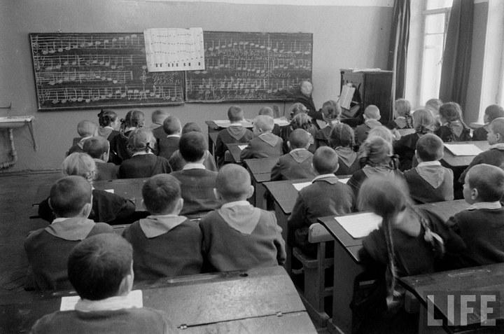 Жизнь рабочего в СССР 50-х (43)