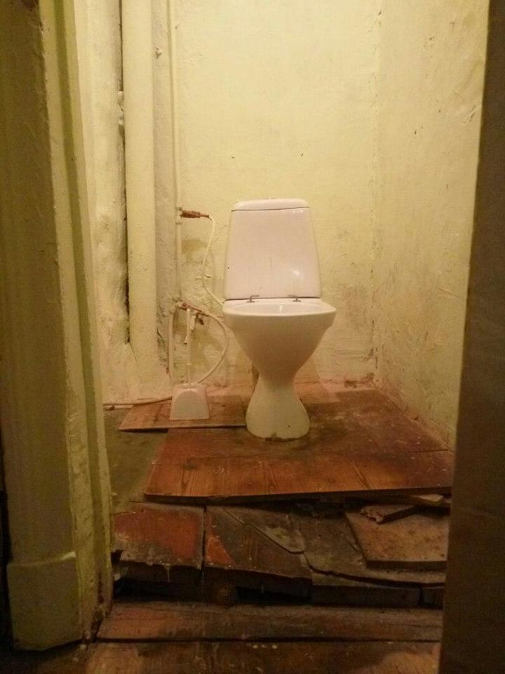 Гляньте какую квартиру в Питере сдают (5)