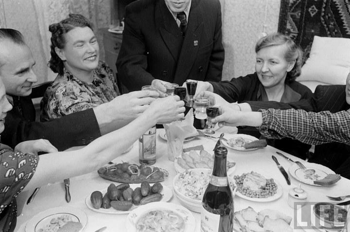 Жизнь рабочего в СССР 50-х (52)