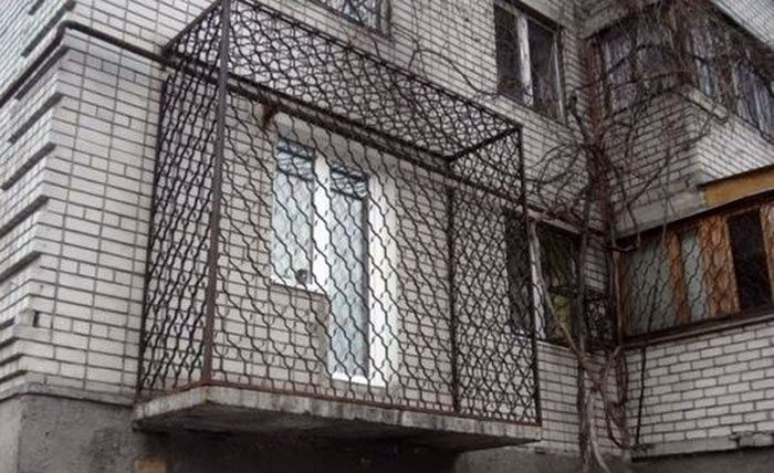 Балкон в России как объект для творчества и креативных идей (14)