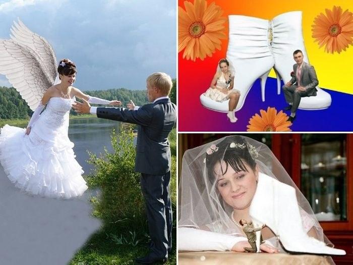 Ужасы свадебной фотографии (9)