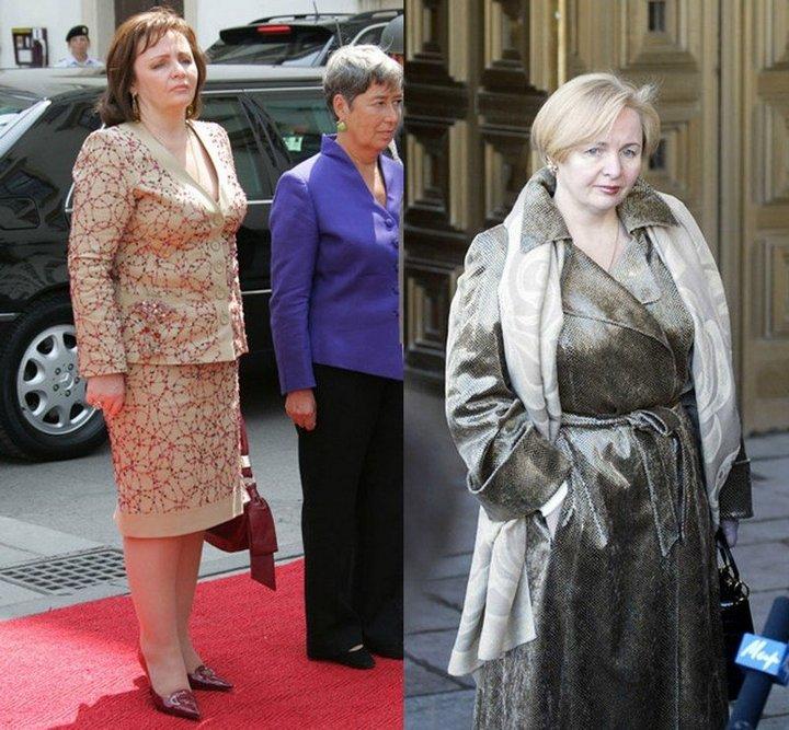 От Хрущевой до Путиной: как выглядели Первые Леди нашей страны (33)