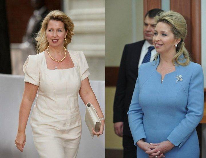 От Хрущевой до Путиной: как выглядели Первые Леди нашей страны (41)