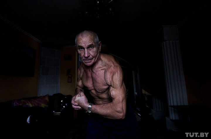 Как 70-летний бодибилдер решил не стареть (1)