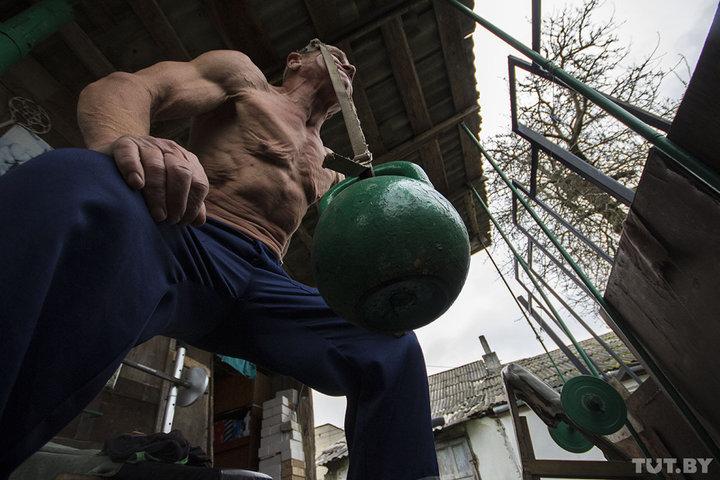 Как 70-летний бодибилдер решил не стареть (3)