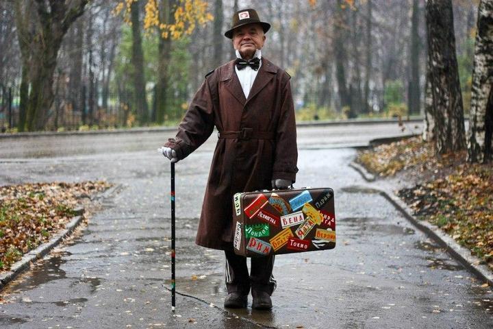 Пенсионер-стиляга из Кирова (4)