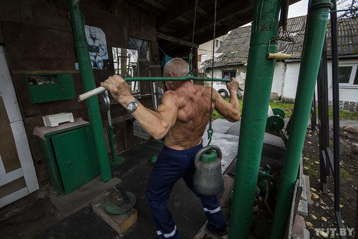 Как 70-летний бодибилдер решил не стареть (5)