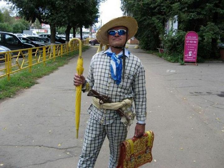 Пенсионер-стиляга из Кирова (8)