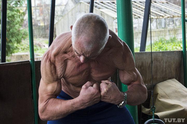Как 70-летний бодибилдер решил не стареть (8)