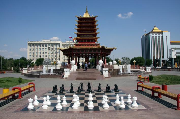 Элиста – город шахмат (1)