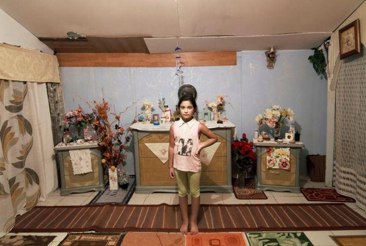 Цыганские жилища на окраинах Неаполя (5)